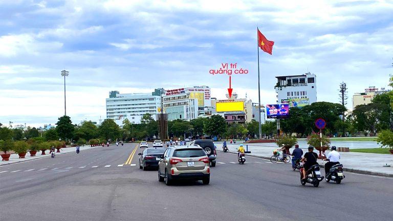 Pano Ốp Tường Tại 162 Đường Nguyễn Huệ – Phường Trần Phú – Tp. Quy Nhơn – Tỉnh Bình Định