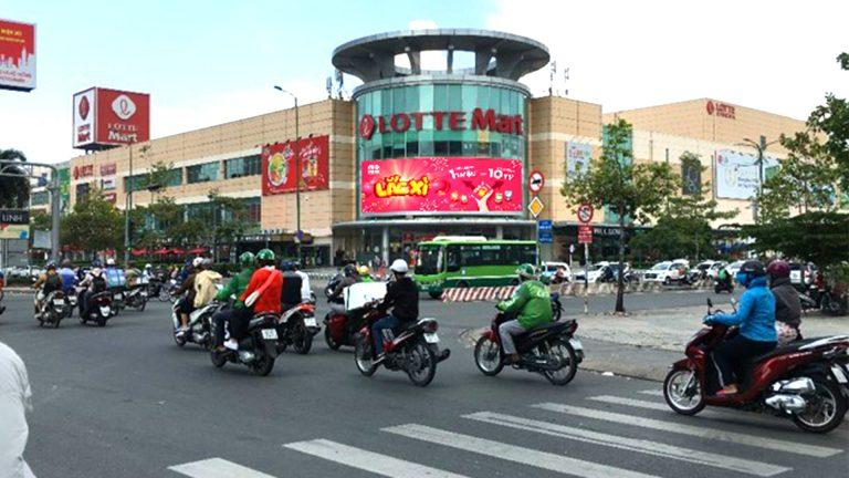 Led Outdoor Tại 469 Nguyễn Hữu Thọ – Phường Tân Hưng – Quận 7 – Tp. Hồ Chí Minh