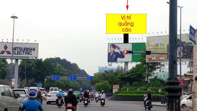 Billboard 2 Mặt Tại Sân Vận Động Quân Khu 7 – Quận Tân Bình – Tp. Hồ Chí Minh