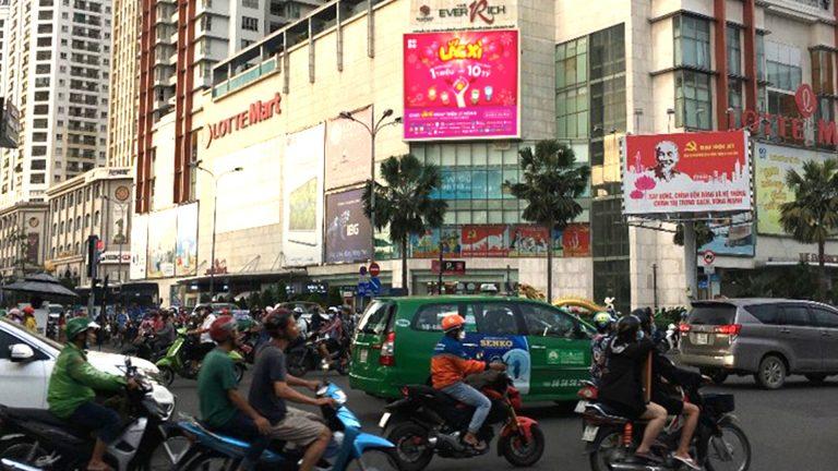 Led Outdoor Tại Góc Đường 3/2 + Lê Đại Hành – Phường 15 – Quận 11 – Tp. Hồ Chí Minh